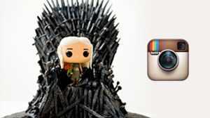Follow Game of Thrones on Instagram.