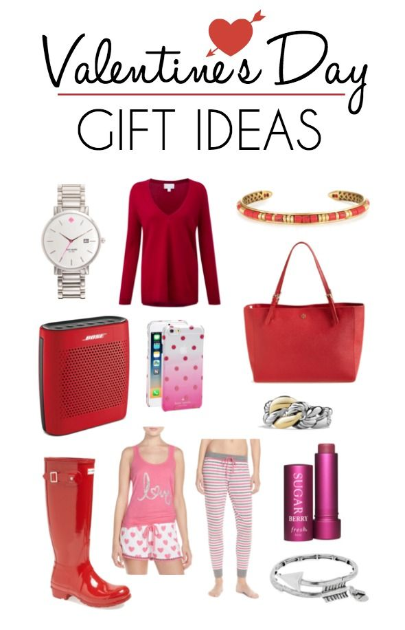 I put together a roundup of cute Valentine's Day Gift Ideas at a variety of price points. Send it to your honey, or treat yourself! Happy Valentine's Day!
