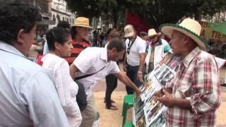 #Honduras: campesinos exigen nueva ley agrícola