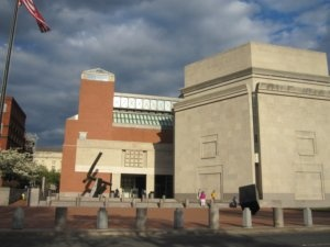 The Holocaust Museum Washington DC is the United States official memorial to the Holocaust and opened in 1993.