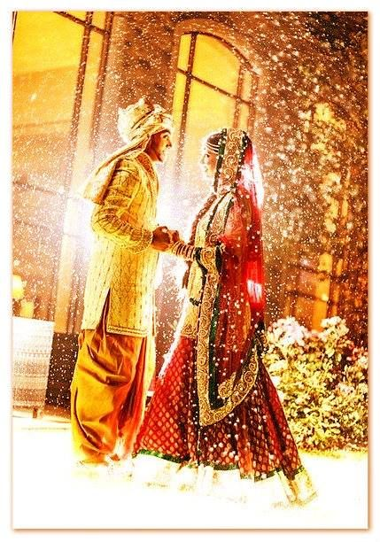 Weddings are always special so go for whatever your heart desires. Hire a wedding planner who will look into everything from your dress to mehendi