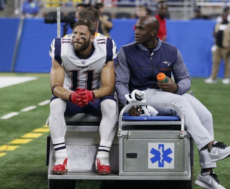 Julian Edelman's knee injury was perhaps the biggest injury in the NFL this preseason. (AP)