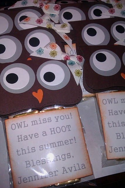 Owl miss you!
