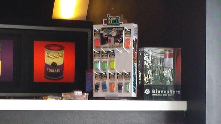 U-LACE ΣΤΟ STARDUST CAFE - ΑΛΙΜΟΣ  ΤΟ U-LACE ΚΟΡΔΟΝΙ ΠΟΥΛΙΕΤΑΙ ΚΑΙ ΑΓΟΡΑΖΕΤΑΙ ΠΑΝΤΟΥ !!  www.u-lace.gr