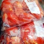 How to Freeze Tomatoes - Preserving Tomatoes - Freezing Tomatoes