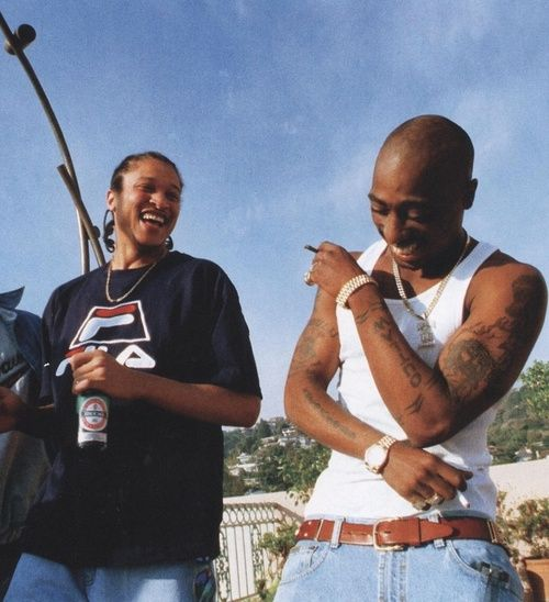 2Pac Yaki Kadafi R.I.P Thug Angels, Resting in Thugs Mansion