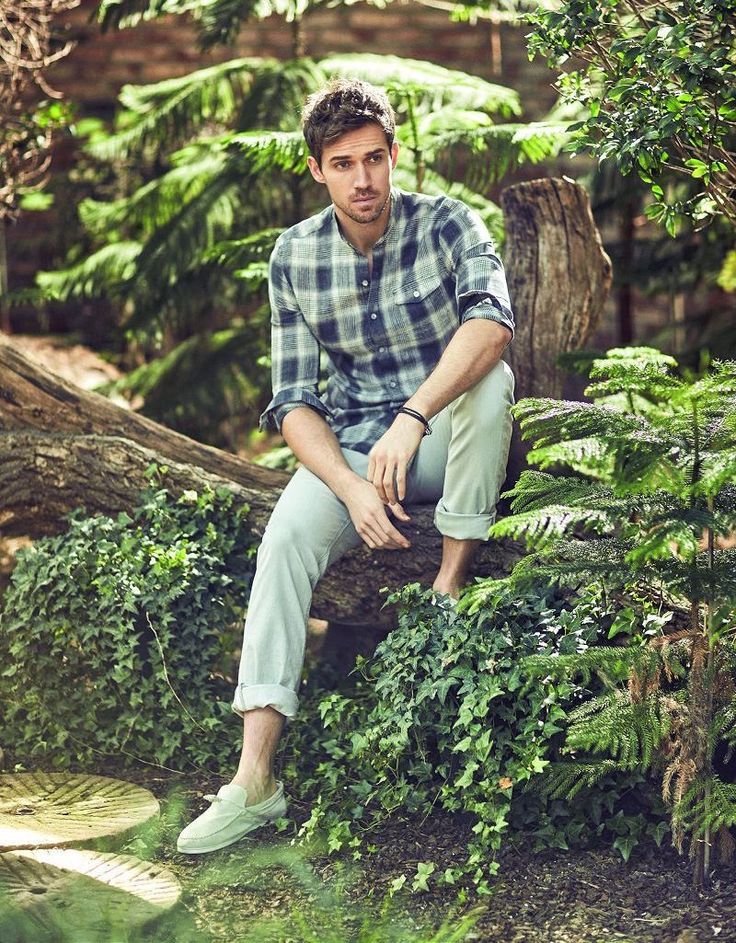 Andrew Cooper for Olzen Summer 2016