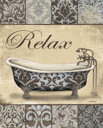 Relax Bath (Todd Williams)