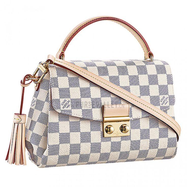 Louis Vuitton Damier Azur Croisette  18926718