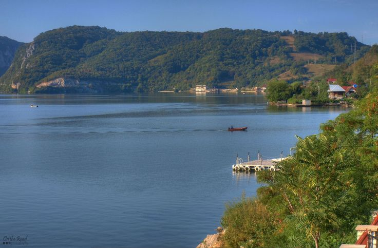 The banks of the Danube, near the Iron Gates – best view in the world.