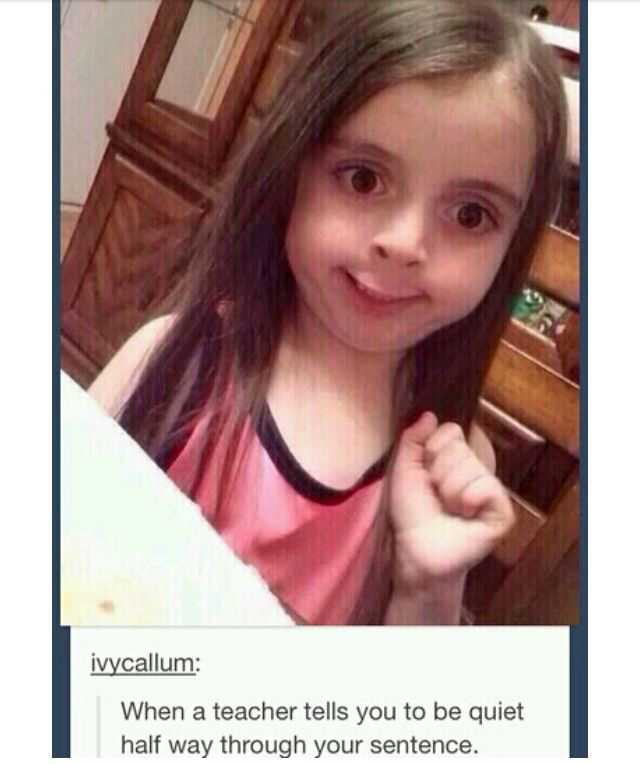 Her face though