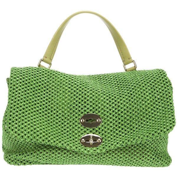 ZANELLATO 'Postina' tote bag (€335) found on Polyvore