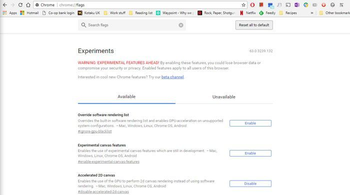 9 Chrome Flags You Should Enable For A Better Browsing Experience Enabling Chrome Flag