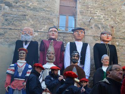 cosasdeantonio: Ferias de Tafalla - Gigantes de Asier Marco y Giga...