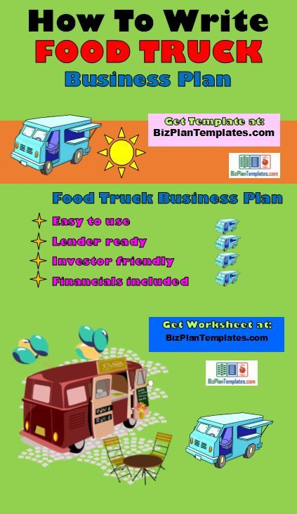 Food Truck business plan Looking to find out what goes into
