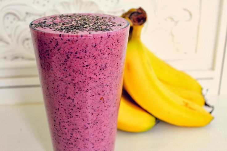 Pocket Trinkets: Smoothie Sunday: Blueberry Summer Smoothie
