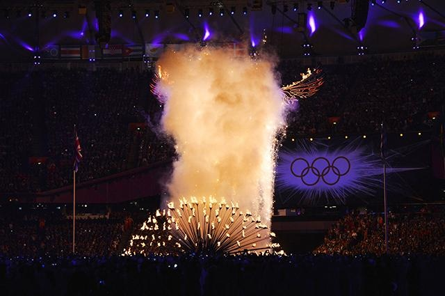 The Top 20 Moments At The London 2012 Olympics Slideshow   LIVESTRONG.COM