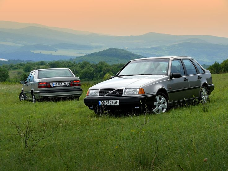 All sizes | Volvo 440 & 850 | Flickr - Photo Sharing!