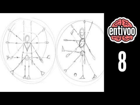 Introducción al dibujo de movimientos corporales - YouTube
