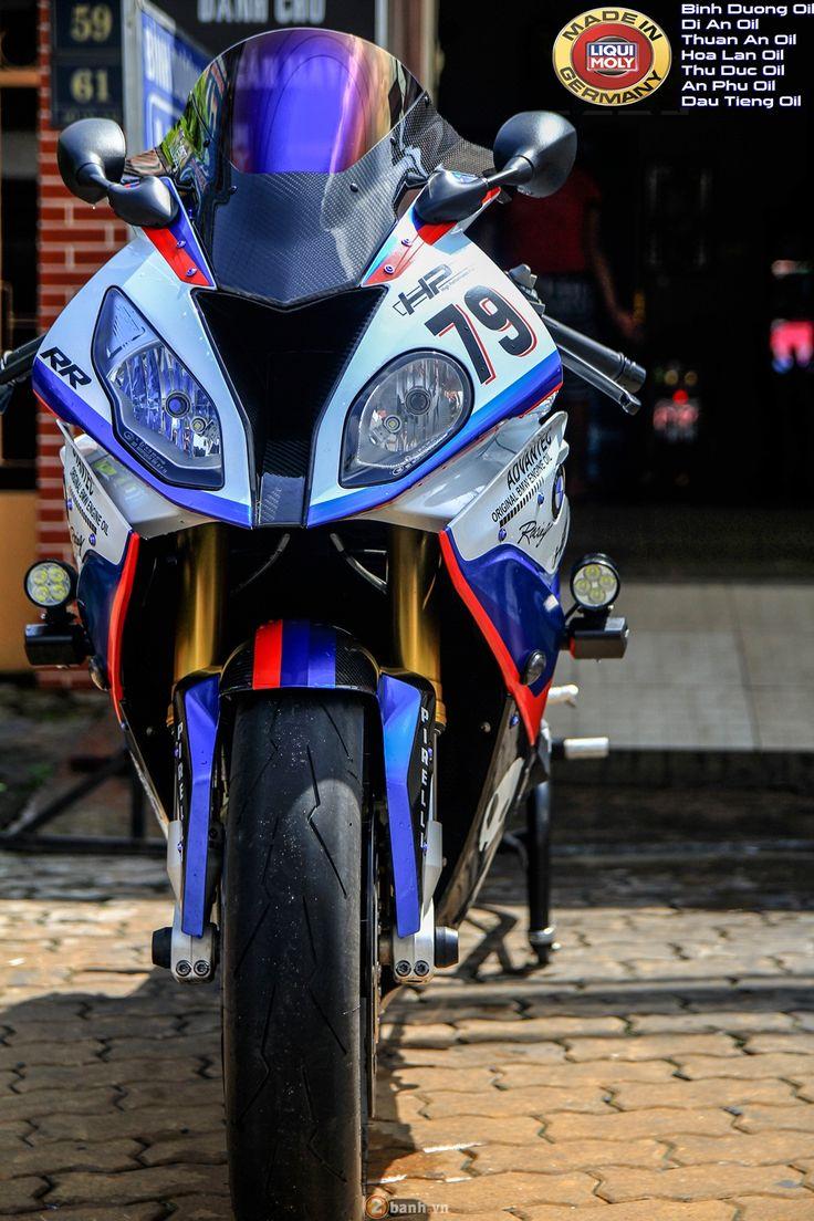 BMW S1000RR hàng khủng của Liqui Moly Team | Show xe - 2banh.vn