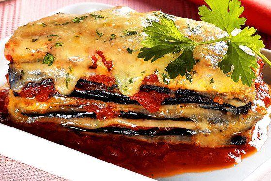 Lasanha de berinjela à moda napolitana / Rua do Alecrim - Rua do Alecrim - Empório Gourmet Online