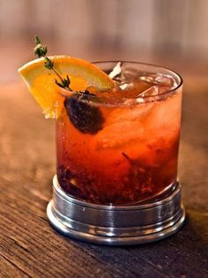 The New Fashioned - Bourbon Drink Recipes - Cosmopolitan