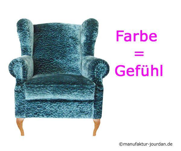Herrlich - dieser pudrige & kuschelig weiche Baumwollsamt... Farbe setzt Akzente. handmade in Germany by Manufaktur Jourdan