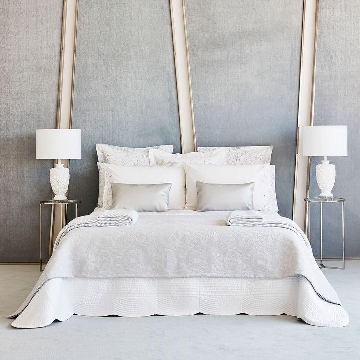 maison du monde linge de lit latest astuces pour se crer un lit douillet digne duun magazine. Black Bedroom Furniture Sets. Home Design Ideas
