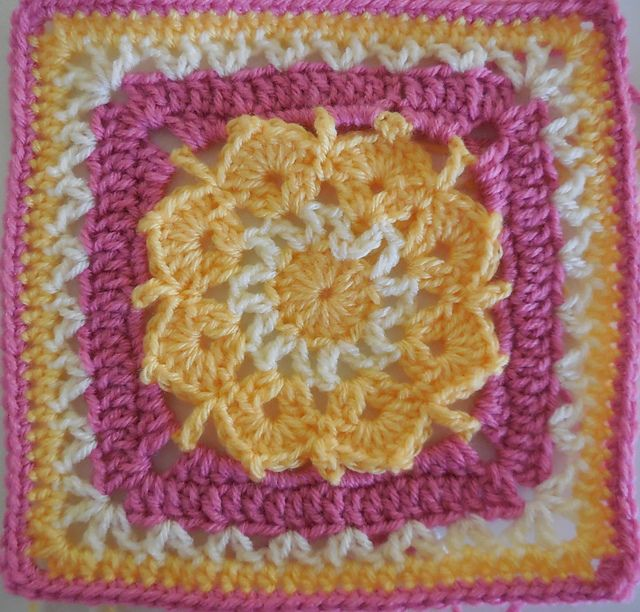 Lemonade Crochet Afghan Pattern : 17+ best images about mycrochet African flower granny ...