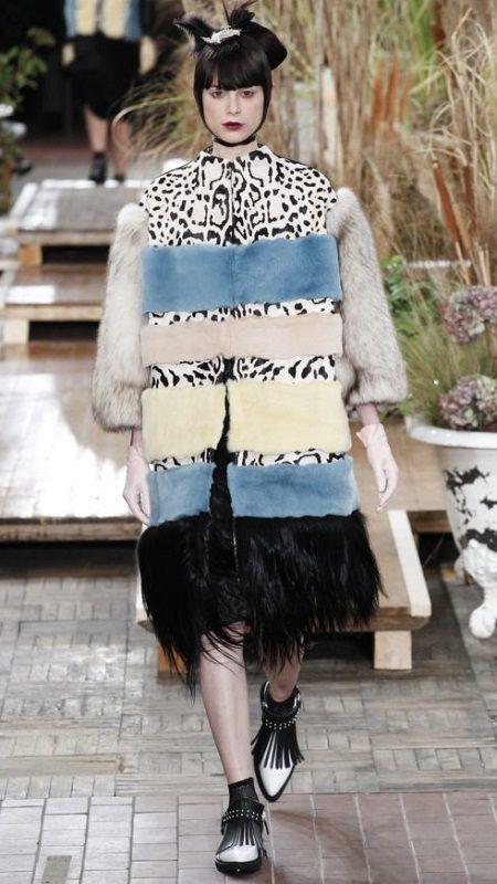 Итальянские шубы Антонио Маррас - самые модные итальянские шубы  модные тренды - мех и шубы зима 2016/2017 - какие шубы в моде Зима 16/17 #fur #fashion #winter #winter2016/2017 #fashiontrend #шуба #трендзима2016