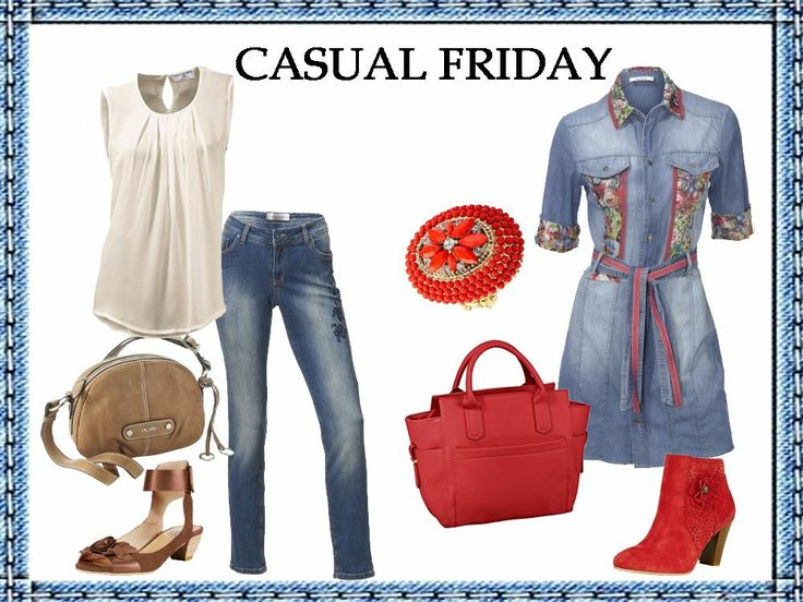 For casual Fridays! :)