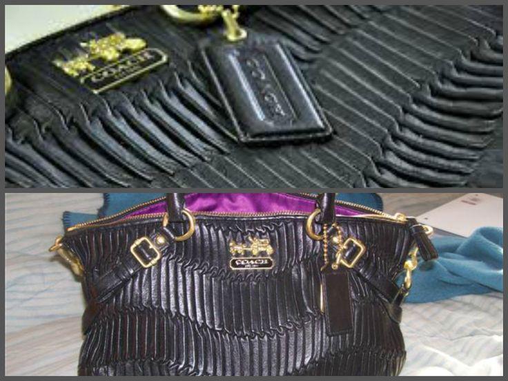 whats in my coach purse  http://www.youtube.com/watch?v=iYjmM8hU9KI