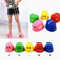 Mama | Jumping Stilts Walk Stilt Jump Outdoor Fun Sports Toy for Kids Children