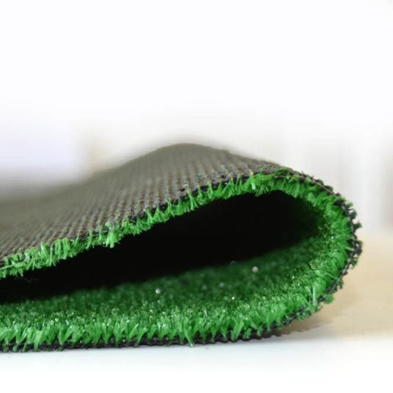 Artificial Grass - Upton 5mm Thick Cheap Fake Lawn