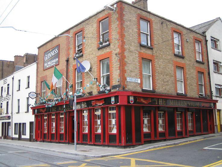 The Millennium - Typical Dublin Pub