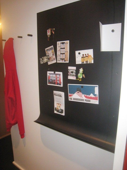 Sources for Large Magnetic Bulletin Board? — Good Questions