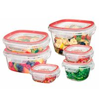 GH Favorite -- Rubbermaid Lock-Its for Food Storage Containers