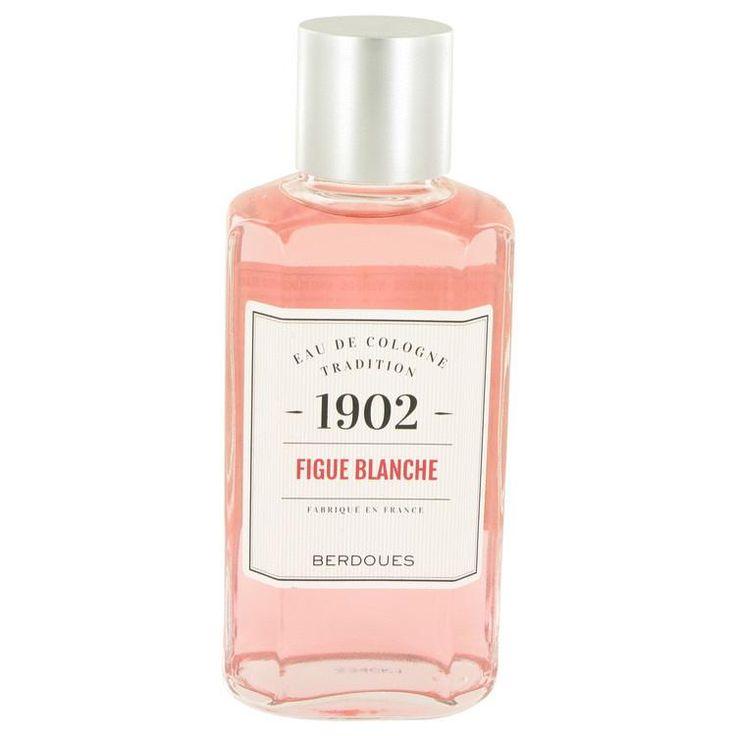 1902 Figue Blanche Eau De Cologne (Unisex) By Berdoues