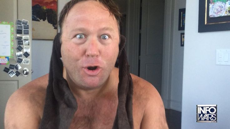 Alex Jones Comes Out Of The Closet @RealAlexJones comes out of the closet you racist homophobes & you must LIKE him or else #tcot