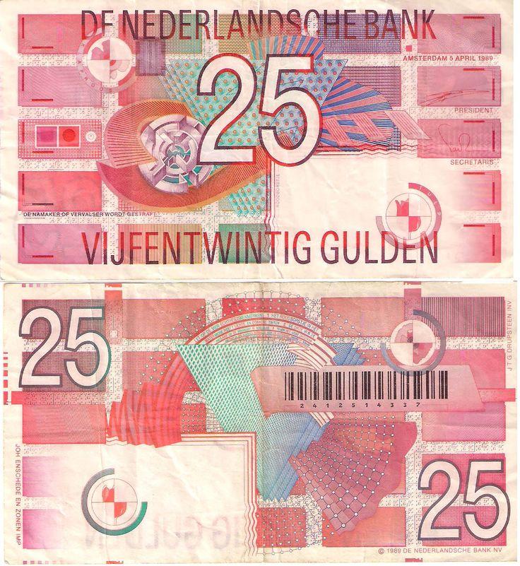 25 florins holandeses