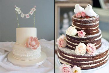 Pink Book Cakes | My Little Sweet-Heart - Pretoria Wedding Cakes - Pink Book