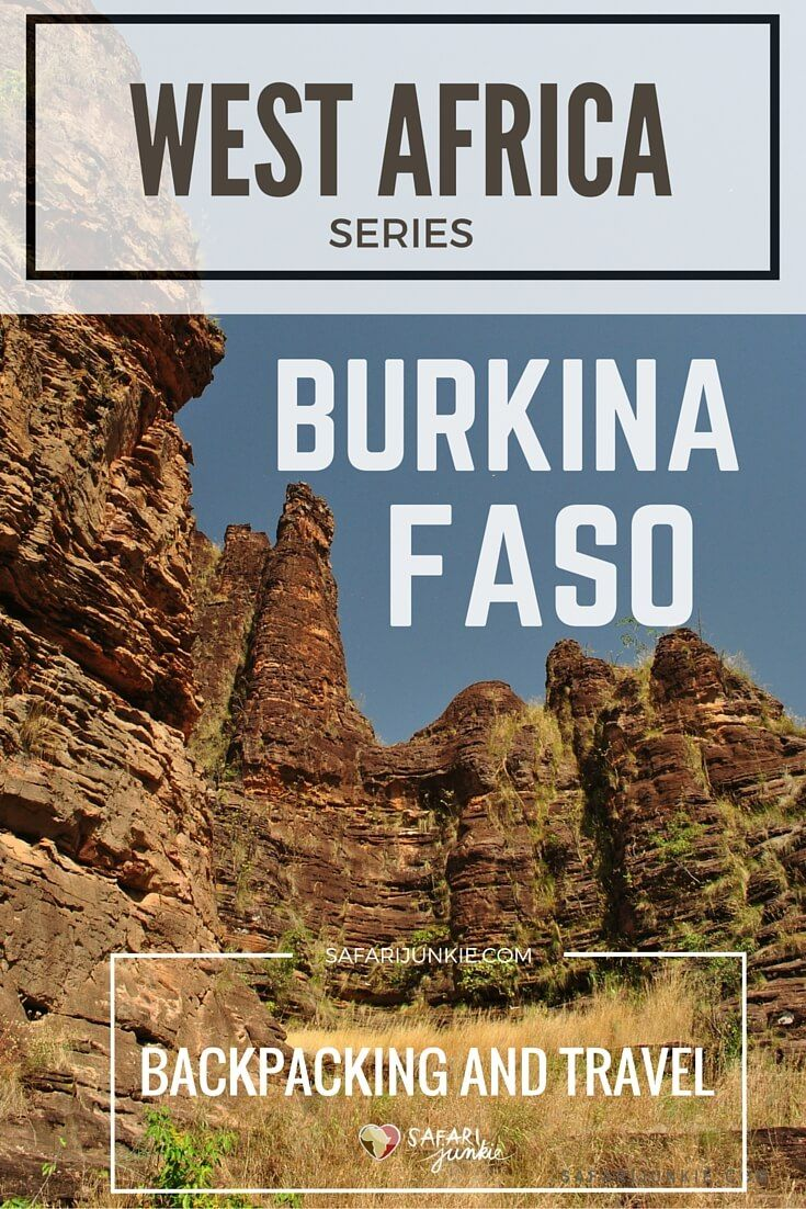 Backpacking and Travel Guide to Burkina Faso