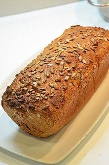 Zobacz zdjęcie Z serii mój kolejny domowy chleb - przepis po kliknięciu w obrazek lub na blo...