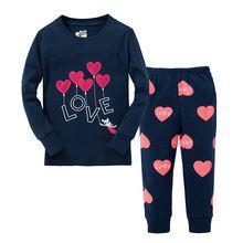 Xmas Clothes Sale 2016 New Kids Pajama Sets, Black Words Children Sleepwear Nightwear Family Christmas Pajamas Baby Pyjamas(China (Mainland))