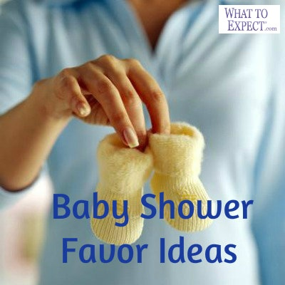 Planning a baby shower? Don't let the guests go home empty-handed. Check out the creative favors that wowed these WTE mamas.