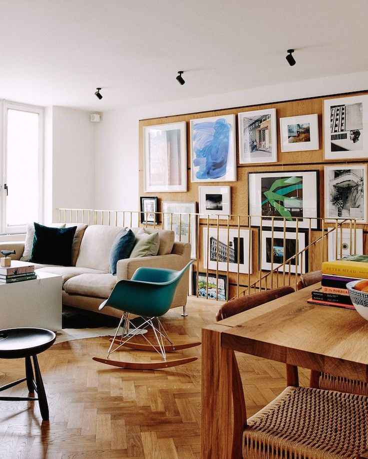 Contemporary London Home: Contemporary London Mews Apartment (Debra @DustJacket