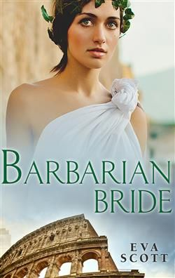 <3 historical romance? Check out Barbarian Bride by Eva Scott!
