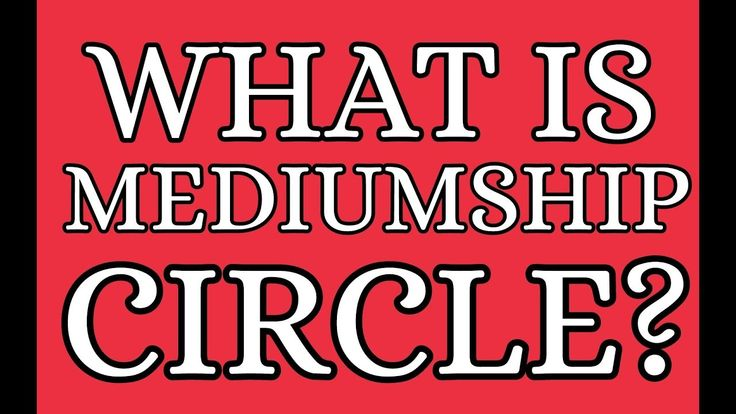 What is a mediumship circle? What happens in a mediumship circle? Mediumship circle is one way to develop your mediumship in a group setting. http://ift.tt/2jSngiW    I have been making a series of videos answering your questions about mediumship and mediumship development and today I would like to answer the question what is a mediumship circle a mediumship circle yes something mediums do too for their continued development and basically what happens is you sit in circle with you know four…