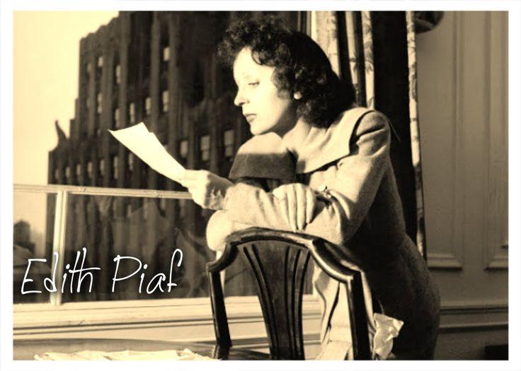 La Foule - Édith Piaf (paroles)
