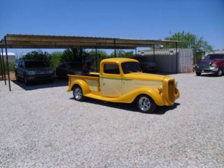 1936 Ford Pickup for sale - Cadillac, MI | OldCarOnline.com Classifieds